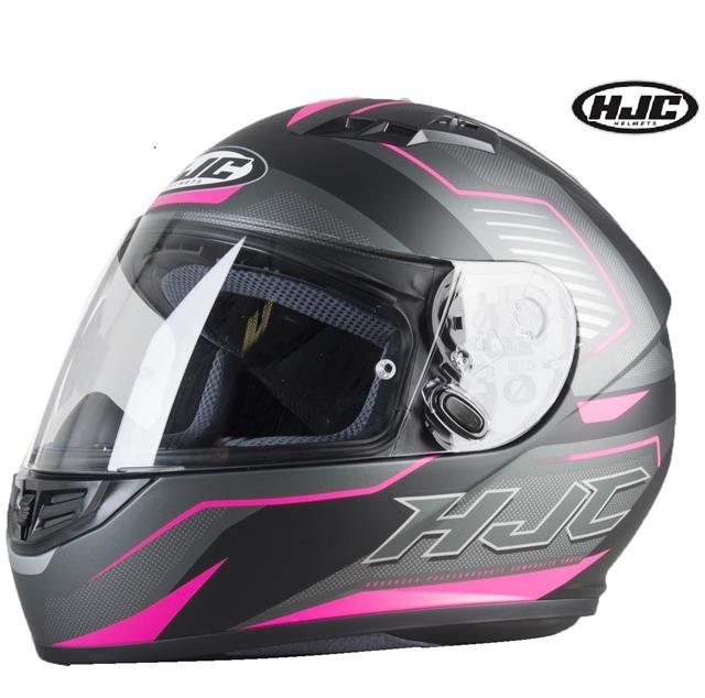 Helmet HJC CS-15 TRION BLACK//GREY M