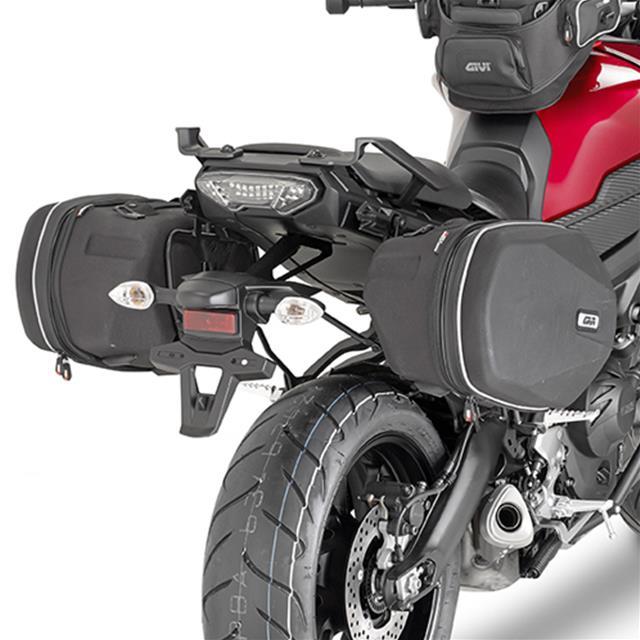 Set Frames Givi Te2122 For Side Panniers Easylock Yamaha Mt 09 Tracer Ebay